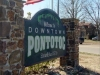 Welcome to Pontotoc sign
