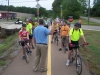 ICC Ride for Scholarships, Mayor Stafford Welcome